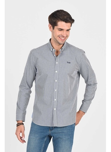 UCLA Gömlek Lacivert